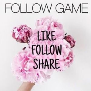 WELCOME TO THE FOLLOW GAME